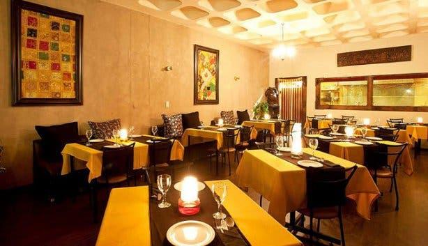 Bombay Chilli Interior