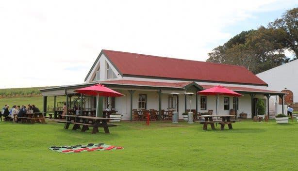 Middelvlei Estate, wine estate