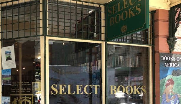 Select Books Long Street