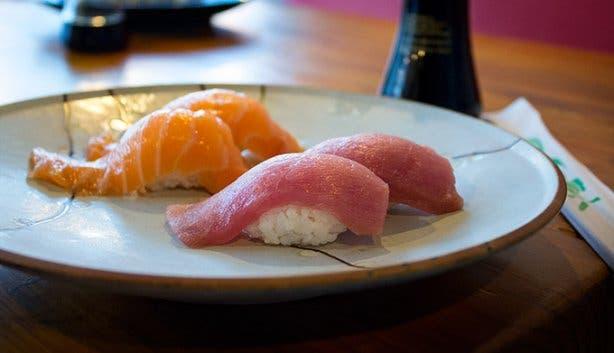 Obi Restaurant Sushi Nigiri