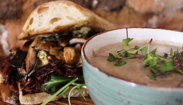 Solo Restaurant soup