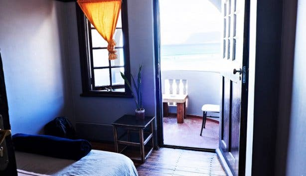 African Soul Surfer Hostel Single Room Cape Town