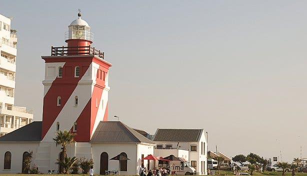 Mouille Point Lighthouse 2