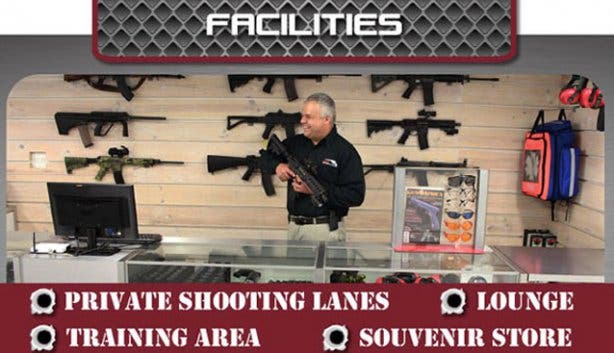 Gun Fun Shooting Lanes & Training Area Cape Town