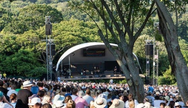 Kirstenbosch Summer Concerts 2018