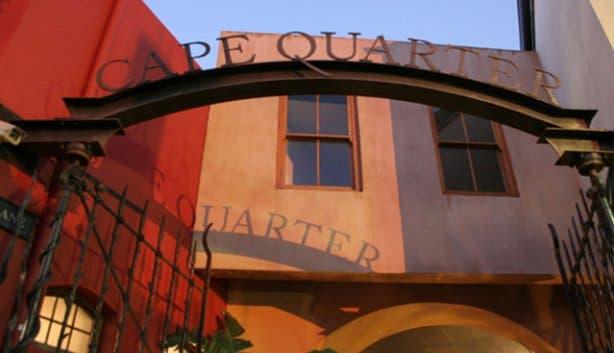 Andiamo Restaurant in the Cape Quarter Cape Town