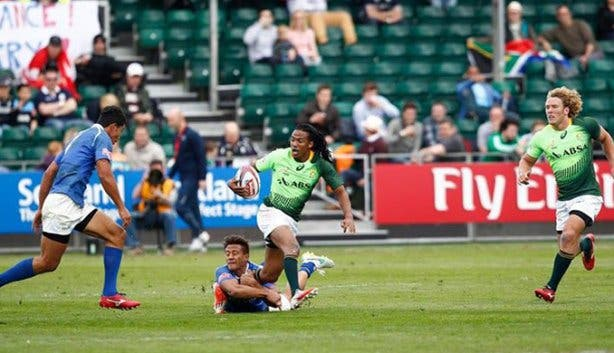 Cape Town Sevens Rugby Tournament 4