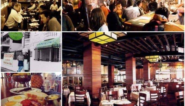 collage goedkope restaurants