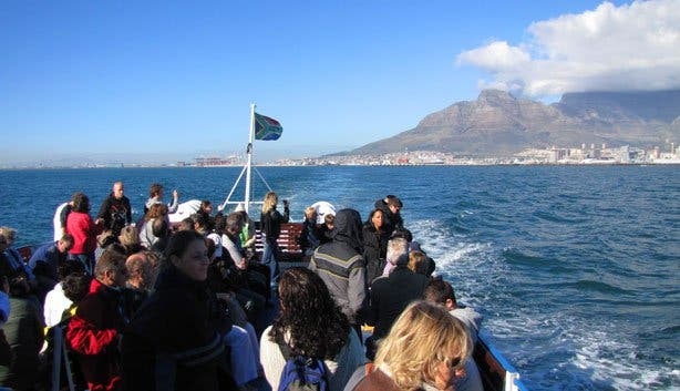Robben Island Day Tour 1