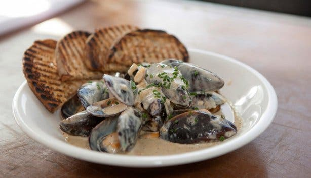 West Coast Mussels Cafe Caprice Camps Bay