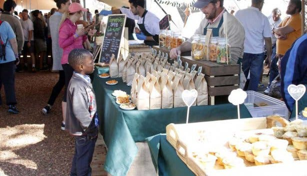 Family Market at Vergenoegd 3 Feb - 7