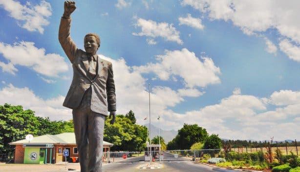 Nelson Mandela 27 for Freedom half marathon