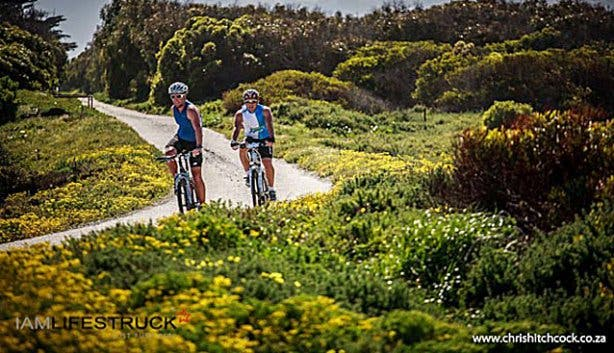 TriRock-Robben Island Triathlon Breathtaking Route