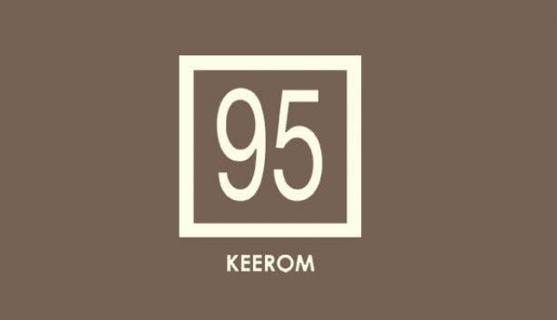 95 keerom logo