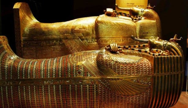 Tutankhamun - His Tomb and His Treasures 5