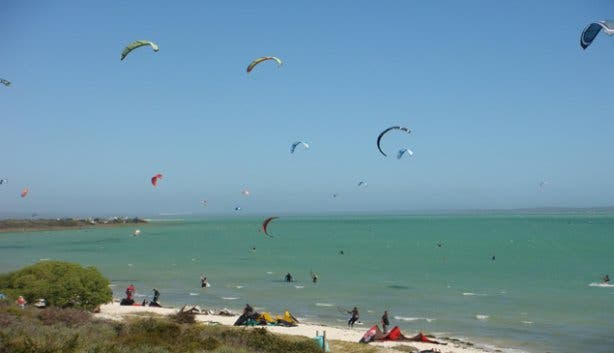 Kitesurfen Windtown