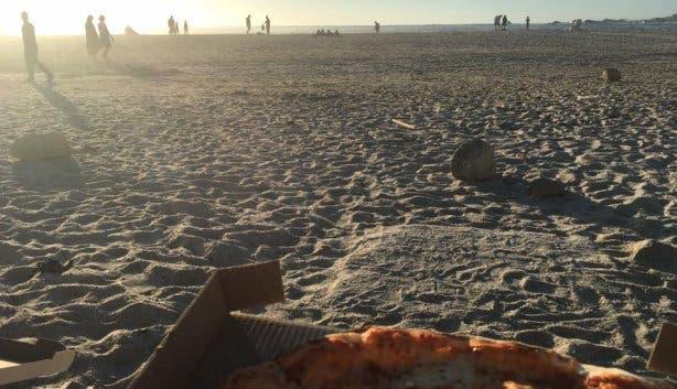 Pizza Kapstadt