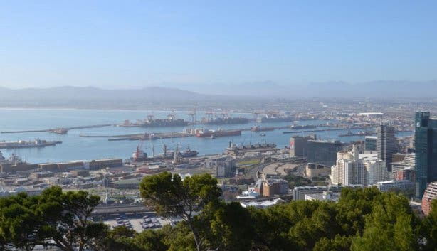 Noon Gun City view
