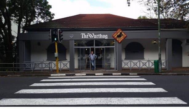 Warthog Pub