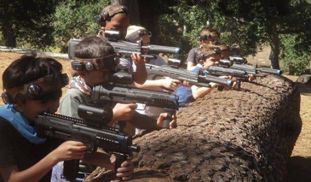 Battlefield Live in SA 2