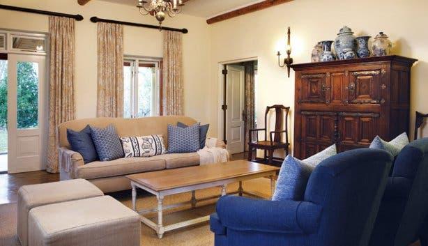 Spier Hotel Suite Lounge