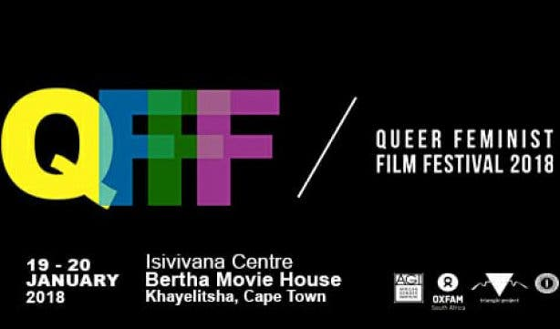 Queer Feminist Film Fest 20 - 21 Jan 2018 1