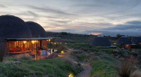 Kwena Lodge at Gondwana Game Reserve