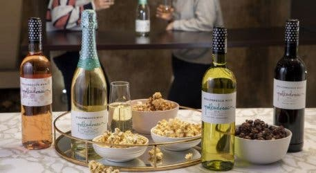 Polkadraai Popcorn is Back For Another Great Wine and Popcorn Pairing