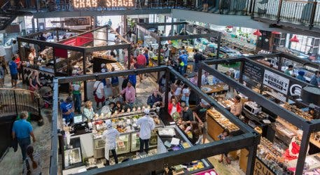 V&A Food Market