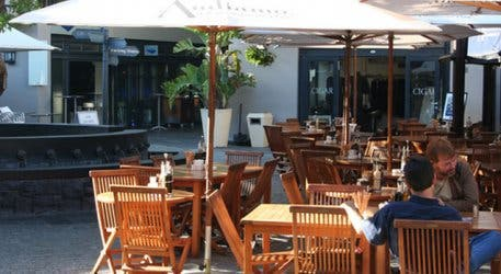 Andiamo Outdoor Restaurant Cape Town