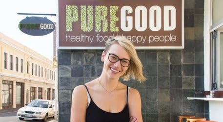 Pure Good Restaurant with Shannon Smuts