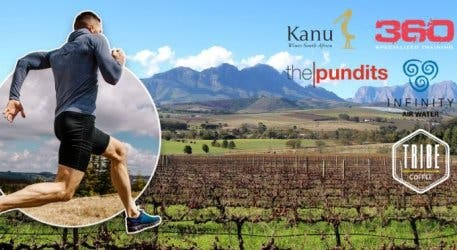 A Picturesque 5k Trail Run Through the Vineyards of Kanu Wines