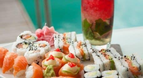 Sushi Making Classes Towers Restaurant