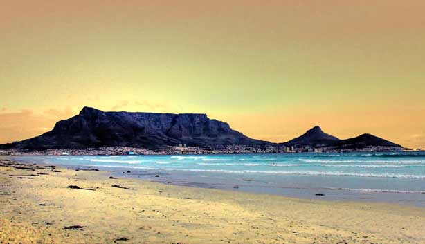 Blouberg Mountain View