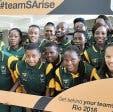 Paralympians Team SA 2