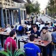 Wembley Tap Craft Beer Bar Patio