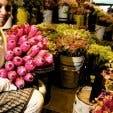 Adderley Flower Market Lady 2