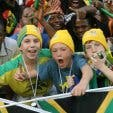 fans south africa boys