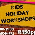 Art Jamming Holiday Workshops