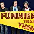 Funnier than them comedy show at the Fugard Theatre