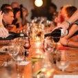 Spasie Underground Restaurant Chef's Table Atmosphere