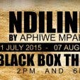 Ndilinde Stage Production in Cape Town