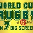 Rafiki's Rugby World Cup Specials