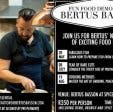 Bertus Basson at Spice Route - 2