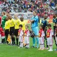 Sander Westerveld Ajax Cape Town line up
