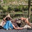 Wolfkop Weekender Lilo River