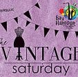 The Vintage Saturday at Bay Harbour Market