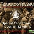 Terracotta Army Exhibition Cape Town