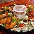 Fat Cactus platter
