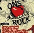 Afrikaans Rock 3 Dec
